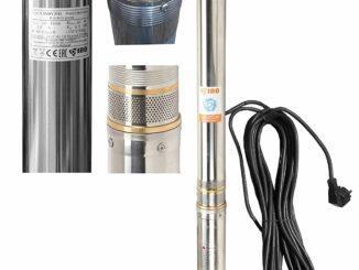 Brunnenpumpe Vergleich - Tiefbrunnenpumpe Vergleich - Brunnenpumpe Test - IBO Tiefbrunnenpumpe mehrstufig